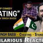 Hilarious Reaction on Cheating – Stand Up Comedy ft. Anubhav Singh Bassi