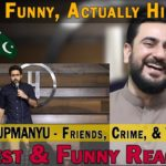 Honest Reaction on Friends, Crime, & The Cosmos | Stand-Up Comedy by Abhishek Upmanyu
