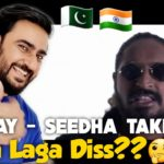 EMIWAY – SEEDHA TAKEOVER (Prod.Flamboy) Reaction | Kaisa Laga Diss????