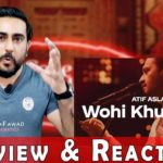 Coke Studio Season 12 | Wohi Khuda Hai | Atif Aslam | Review & Reaction