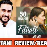 FILHALL Review & Reaction | Akshay Kumar Ft Nupur Sanon | BPraak | Jaani
