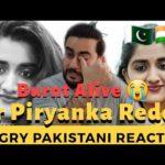 26-Year-Old Doctor Priyanka Reddy Raped And BurntTo Death