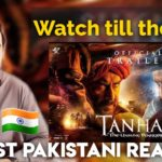Pakistani Reacts to Tanhaji: The Unsung Warrior – Official Trailer  | Ajay Devgn