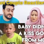 2 Year Old Boy Complains When Mom Forgets To Say Goodbye | Reaction