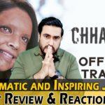Pakistani Reacts to Chhapaak | Official Trailer | Deepika Padukone