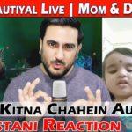 Tujhe Kitna Chahein Aur Hum | Kabir Singh | Jubin Nautiyal Live | Mom & Daughter | Reaction