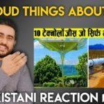 10 बातें की India है दुनिया से अलग 10 proud things about India | Pakistani Reacts