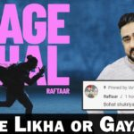 RAFTAAR – AAGE CHAL (OFFICIAL VIDEO) REACTION | !LLMIND | IAmFawad