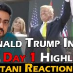 Donald Trump India Visit Day 1 Highlights | Pakistani Reaction | IAmFawad