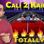 CALI 2 KARACHI REACTION | Talha Anjum | Talhah Yunus (Feat. J.Hind)