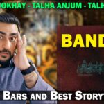 Bandish Reaction | SHAREH | JOKHAY | TALHA ANJUM | TALHAH YUNUS | YOUNG STUNNERS | IAmFawad