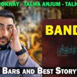 Bandish Reaction   SHAREH   JOKHAY   TALHA ANJUM   TALHAH YUNUS   YOUNG STUNNERS   IAmFawad